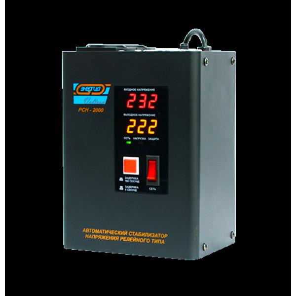 Стабилизатор напряжения Voltron РСН-2000