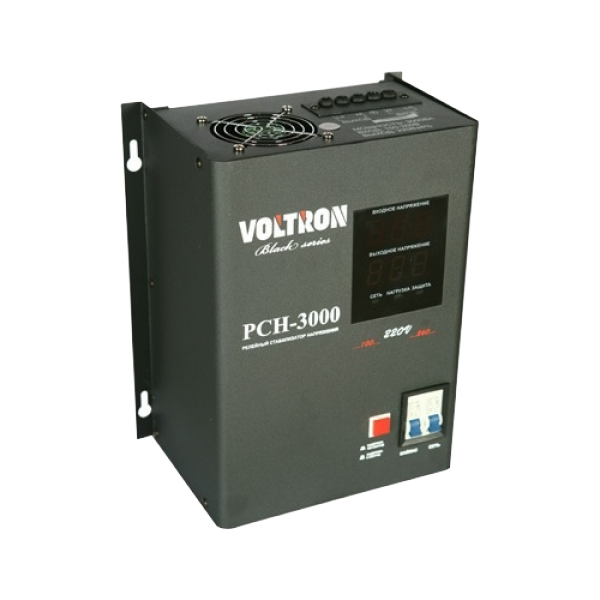 Стабилизатор напряжения Voltron РСН-3000