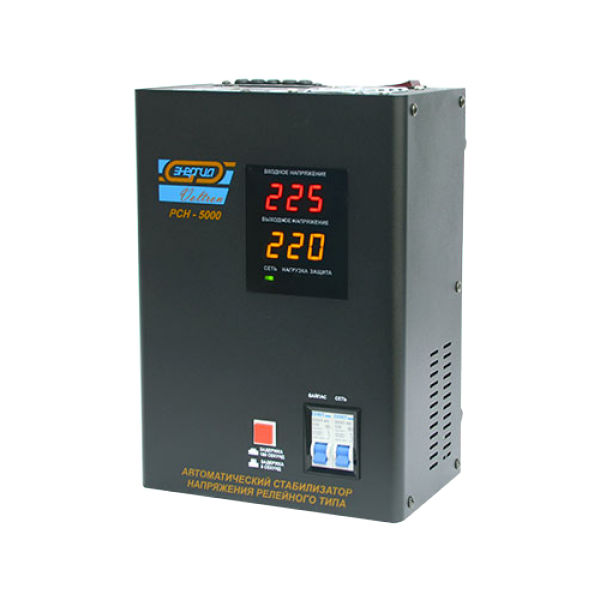 Стабилизатор напряжения Voltron РСН-5000