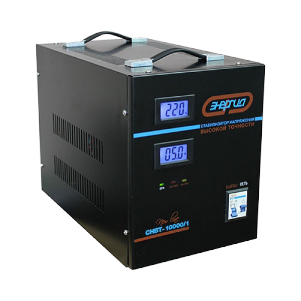 Стабилизатор напряжения Энергия СНВТ-10000/1 Hybrid