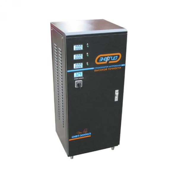 Стабилизатор напряжения Энергия СНВТ-30000/3 Hybrid