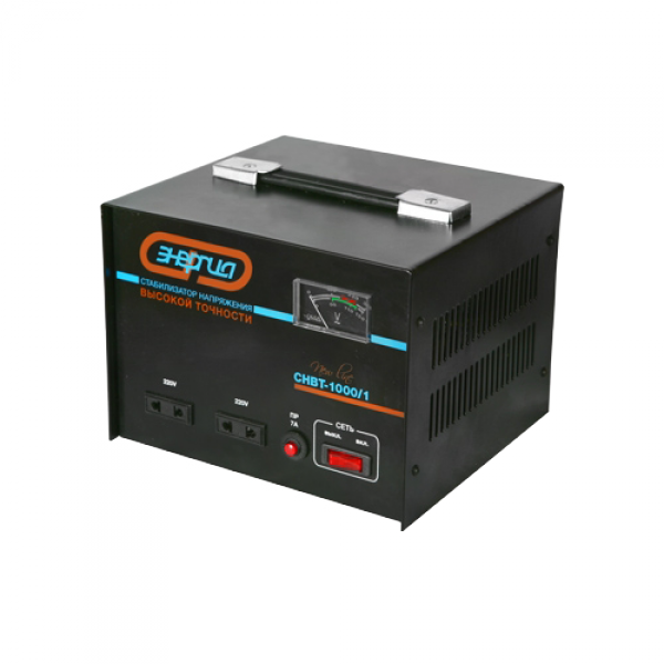 Стабилизатор напряжения Энергия СНВТ-1000/1 Hybrid