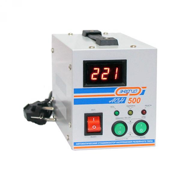 Стабилизатор напряжения Энергия АСН-500