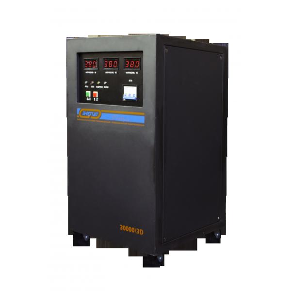 Стабилизатор напряжения Voltron SVC-30000/3D
