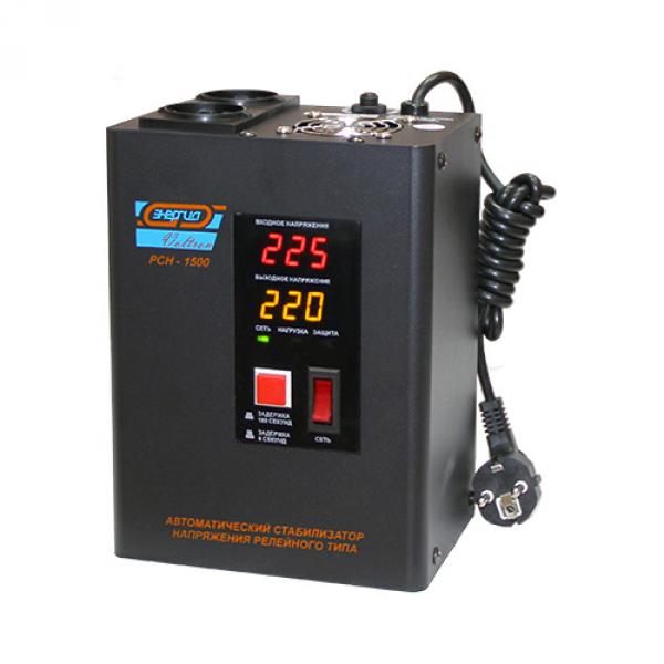 Стабилизатор напряжения Voltron РСН-1500